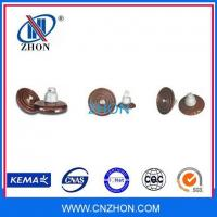 China Suspension Type Porcelain Insulator on sale