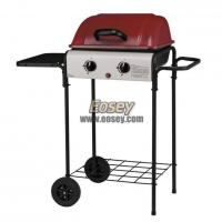 China BBQ gas grill, BBQ gas oven, gas BBQ, outdoor portable camp burner and oven on sale