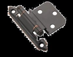 Cheap Hinge; Self-Closing, Inset 3/8'' for sale
