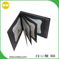 Best Light Sensor Children Educational Learning Talking Voice Recording Photo Album Book wholesale