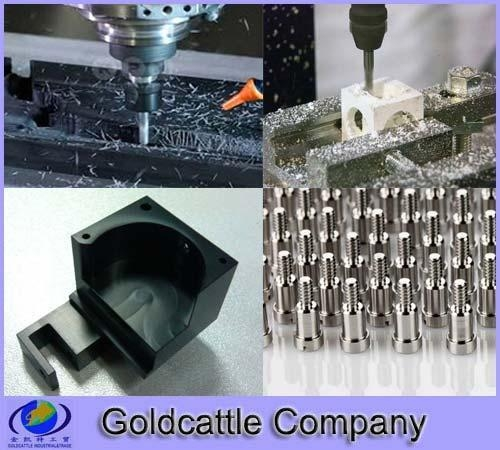 Cheap CNC Machining Plastic Grinder Milling Passivation Grinder Process Parts with Hood Finish Customs for sale