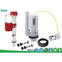 China Universal Toilet Cistern Fittings / Toilet Flush System For Toilet Repair on sale