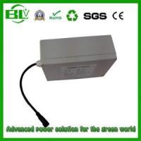 Best Lithium Ion Battery Pack Solar Street Light Battery 12V 50ah 30ah LiFePO4 Battery Pack Solar Energy wholesale