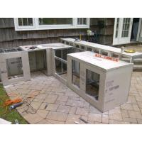 Best Outdoor Kitchen Cabinets Kits wholesale