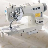 Best Computer High Speed Double or Twin Needle Sewing Machine wholesale