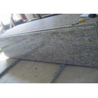 Best Brazil Nature Giallo Cecilia Granite Slab Countertops Bullnose With Laminated Edge wholesale