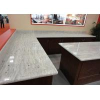 Buy cheap Gray White Indian Granite Kitchen Counter Tops , Household Granite Kitchen Worktops from wholesalers