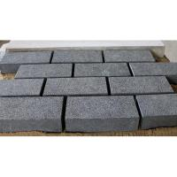 China G684 Chinese Black Absolute Pearl granite Basalt Tiles And Slabs on sale