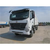 Buy cheap SINOTRUK HOWO A7 8X4 420hp Dump Truck from wholesalers