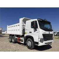 Buy cheap SINOTRUK HOWO A7 6X4 336hp Dump Truck from wholesalers