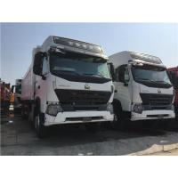 Buy cheap SINOTRUK HOWO A7 8X4 371hp Dump Truck from wholesalers