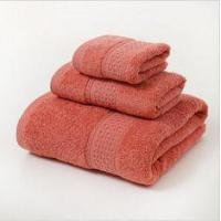 China Reactive Dyed Printed Bath Towels Excellent Water Absorption With Machine Wash on sale