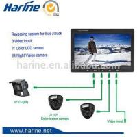 5.6'' Monitor 4:3 Reverse Parking Cameras 3 with Screen | Rear View System