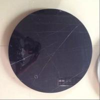 China Nero Marquina Black and White Marble Kitchen Countertops in Polished Honed Tumbled Leathered on sale