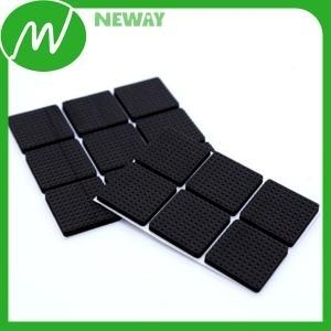 China Plastic Gear Self Adhesive Rubber Furniture Protection Pads Non Slip