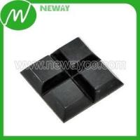 Buy cheap Plastic Gear Durable Self Adhesive Rubber Feet For Furniture from wholesalers
