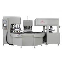 Buy cheap Full Automatic High Frequency Rotary Table Welding and Cutting Machine product