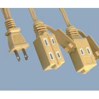 Best 1-15P to 1-15R 6 outlets North America indoor extension cord Item1-15P to 1-15R wholesale