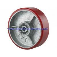 Buy cheap Polyurethane on Cast Iron Wheels from wholesalers