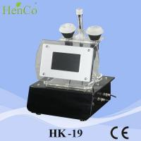Best HK-19 3 in 1 Ultrasonic cavitation RF Type and Portable Style slimming machine wholesale