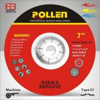 7''China Grinding Discs Manufacturer, 1/4'' Thickness,Cement C24 Silicon, 7/8'' Arbor Size