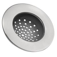 InterDesign Forma Sink Strainer,Brushed Stainless Steel-Drains & Strainers