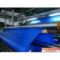 5mx6m Blue Reinforced Waterproof PE Tarpaulin For Truck