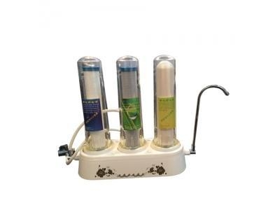 Cheap Three stage table water filter for sale