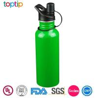 China Yellowstone 750ml Aluminium Sports Bottle on sale