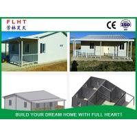 China Kenya Prefab Modular Building With Two Bedrooms on sale