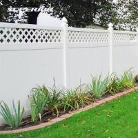 China PVC Privacy Fence on sale