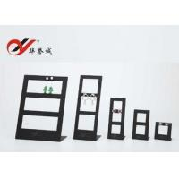 Buy cheap Elegant Customized Earring Stand Holder , Black Acrylic Earring Display Stand from wholesalers