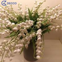 China Artificial flower Real Touch Lily Of The Valley on sale