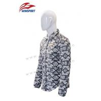 China Men's Fleece Sweater Jacket on sale