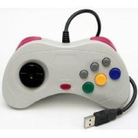 China Game accessories for Nintendo Sega satrun-style USB controller on sale