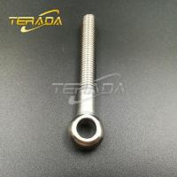 Best 316 Stainless Steel Forged Marine Wire Eye Screws Bolts wholesale