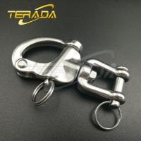 Best Stainless Steel Marine Clevis Shackle for Keychain with Swivel Clevis wholesale