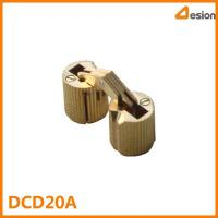Best brass invisible hinge DCD20A Cabinet hinge wholesale