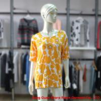 China Short Sleeve Pullover Sweater MR002 on sale