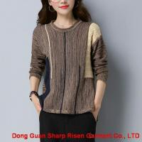 Buy cheap Cashmere Sweater Trend personality sweater 1708045 from wholesalers