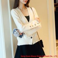Buy cheap Autumn button cardigan 1708041 from wholesalers