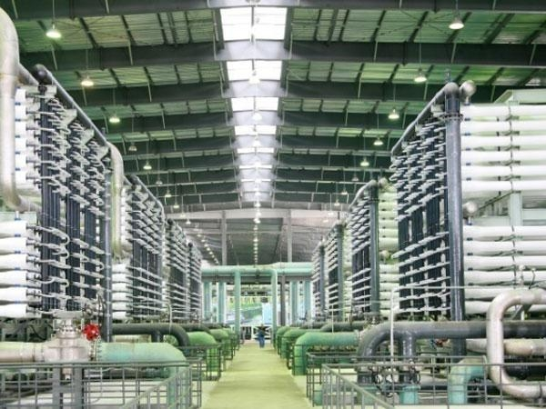 Cheap Water treatment works The overall technical solution for sale