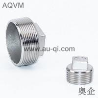 Best stainess steel square head plug wholesale