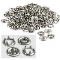 China Ketofa 100-Piece 3/16 Snap Fastener Refills - 3/8 Outside Diameter UPC:962466001031 on sale