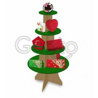 China Conventional Box corrugated display--Christmas Tree on sale