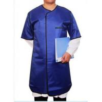 Buy cheap X-ray Protection Clothing Lead apron with half sleeve from wholesalers