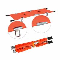 Best CR-F19 Aluminum Folding Stretcher for First-Aid wholesale