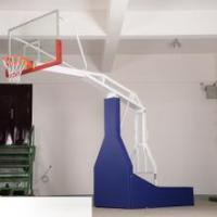 Hot sale Manual hydraulic basketball stand high-quality FIBA standard basketball stand for sale