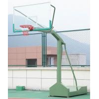 Best Standard elastic basketball hoop high grade basketball stand for competition wholesale