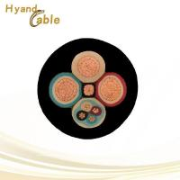 Mining Cables Flexible rubber-sheathed coal cutter cable MCP-1.9/3.3kv